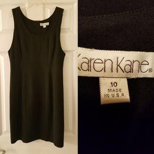 Karen Kane black dress